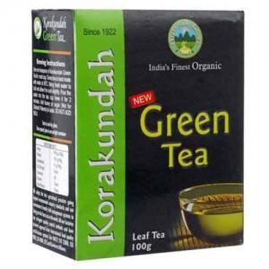 Korakundah Organic Green Tea 100gms