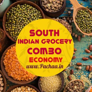 South Indian Grocery Combo  - Economy