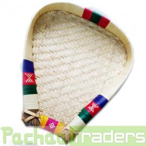 Palm Leaf Muram Solavu Winnowing Basket (SIZE: REGULAR )