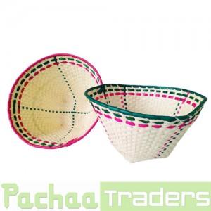 Palm Leaf Pala Petti Pooja Basket
