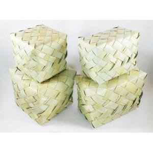 Panai Palm Leaf Sewing Box Mittai Petti For Packaging