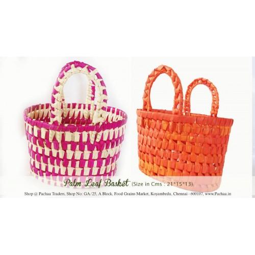 Panai Palm Leaf Basket Return Gifts