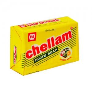 Chellam Detergent Laundry Bar 135g