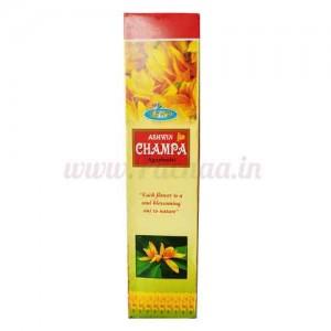 Champa |செண்பக பூ Agarbatti Uthupatti (12 Boxes)