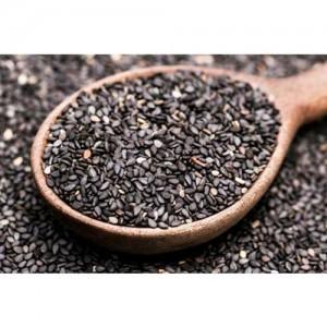 Black Sesame Seeds Karuppu Ellu (கருப்பு எள்ளு)