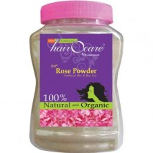 Hairocare Herbal Pure Rose Powder Natural Face Pack & Skin Treatment 75g