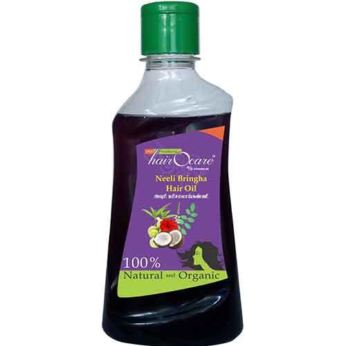 Hairocare Herbal Bringha Karisalankanni Amla Hair Oil 100ml