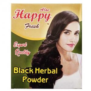 Herbal Hair Dye Black Powder 30g