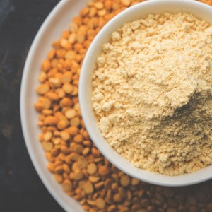 Organic Kadalai Maavu - Gram Dhall Besan Flour 500g