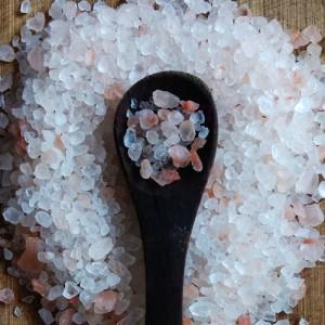 Himalayan Pink Rock Salt Crystal Induppu