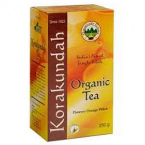 Korakundah Organic Black Tea 250gms