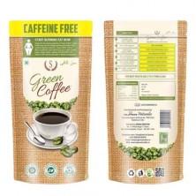 Organic Green Coffee Powder 50gm