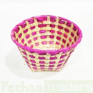 Panai Kinni Petti Pooja Basket (Palm Leaf)
