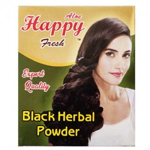 Herbal Hair Dye Black Powder 20g