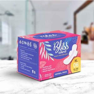 Bliss Pad Fluffy XL (Pack of 6)