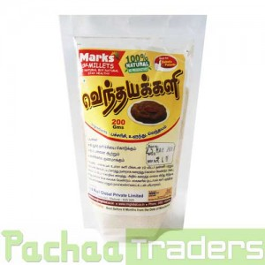 Fenugreek Porridge Flour Mix Vendhaya Kali வெந்தயகளி 200g