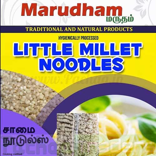 Little Millet Noodles 175g - Samai (சாமை)