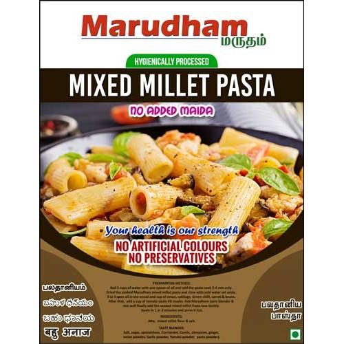 Navagrain Millet Pasta 180g (நவதானியம்)