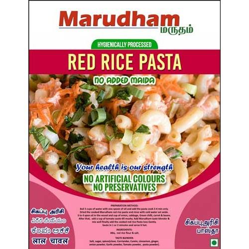 Red Rice Pasta 180g - Sivaparasi (சிவப்பு அரிசி)