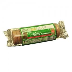 Pearl Millet (Kambu) Organic Cookies 90g