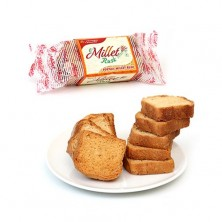 Millet Rusk - Foxtail Millet 110gm