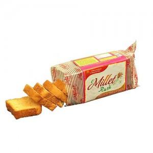 Millet Rusk - Little Millet 110gm