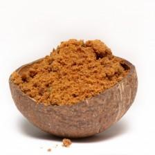 Mooligai Naatu Sarkarai - Herbal Jaggery Powder - (மூலிகை நாட்டு சர்க்கரை)